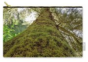 Moss Up A Tree  Carry-all Pouch
