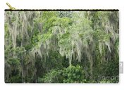 Mossy Branches Carry-all Pouch