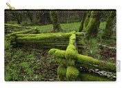 Mossy Fence 4 Carry-all Pouch