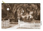 Mossy Live Oak And Picket Fence Carry-all Pouch