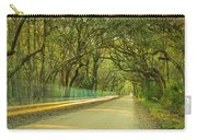 Mossy Oaks Canopy In South Carolina Carry-all Pouch