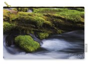 Mossy Rocks Oregon 3 Carry-all Pouch