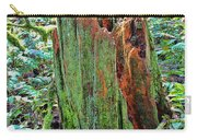 Mossy Stump Carry-all Pouch