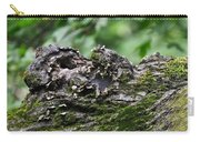 Mossy Tree Knot Carry-all Pouch