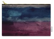 Most Of All- Abstract Art By Linda Woods Carry-all Pouch