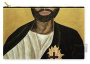 Most Sacred Heart Of Jesus Carry-all Pouch