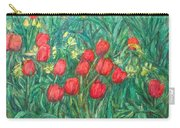 Mostly Tulips Carry-all Pouch