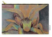 Moth Of Little Green Carry-all Pouch