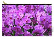 Moth Orchid Exuberance Carry-all Pouch
