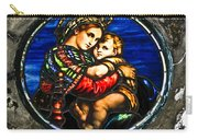 In God We Trust Wall Art Print Carry-all Pouch