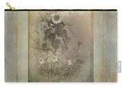 Mother And Child Reunion Vintage Frame Carry-all Pouch