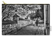 Mother And Daughter-france Carry-all Pouch
