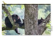 Mother Bear And Cubs Carry-all Pouch