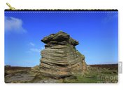 Mother Cap Gritstone Rock Formation, Millstone Edge Carry-all Pouch