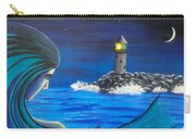 In The Glow Of The Lighthouse  Carry-all Pouch