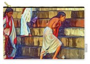 Mother Ganges - Paint Carry-all Pouch