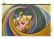 Mother Love,mothers Lap Carry-all Pouch