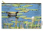 Mother Moorhen Carry-all Pouch