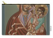 Mother Of God Of Shuya 178 Carry-all Pouch