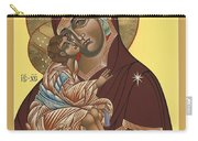Mother Of God Virgin Of The Don 187 Carry-all Pouch