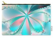 Mother Of Pearl Butterfly Carry-all Pouch