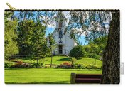 Mother Of Sorrows Pioneer Shrine Carry-all Pouch