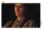 Mother Portrait Of Annie Williams Gandy Carry-all Pouch