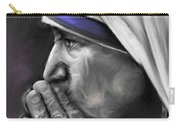 Mother Teresa Of Calcutta Carry-all Pouch