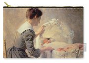 Motherhood Carry-all Pouch by Louis Emile Adan