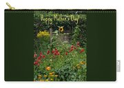 Mother's Day Card--dutch Garden Carry-all Pouch