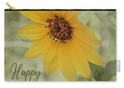 Mother's Day Sunflower Carry-all Pouch