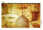 Moths And Mosques Carry-all Pouch