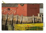 Motif 1 At Christmas, Rockport, Ma Carry-all Pouch