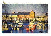 Motif No. 1 - Sunset Digital Art Oil Print Carry-all Pouch