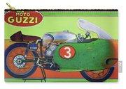 Moto Guzzi V8 Carry-all Pouch