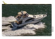 Motor Boat 2 Carry-all Pouch