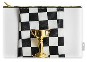Motor Sport Racing Tie And Trophy Carry-all Pouch