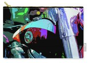 Motorcycle Poster IIi Carry-all Pouch