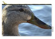Mottled Duck Big Spring Park Crop Carry-all Pouch