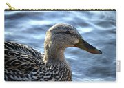 Mottled Duck Big Spring Park Carry-all Pouch