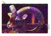 Mouflon European European Mouflon  Carry-all Pouch