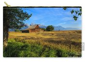 Moulton Barn Jackson Hole Carry-all Pouch