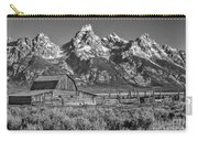 Moulton Cabin - Grand Tetons II Carry-all Pouch