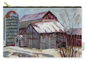 Moultons Barns Carry-all Pouch