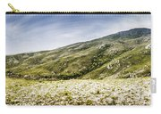 Mount Agnew Landscape In Tasmania Carry-all Pouch
