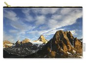 Mount Assiniboine Canada 14 Carry-all Pouch