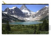 Mount Assiniboine Canada 16 Carry-all Pouch