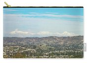 Mount Baldy And Mountain High Carry-all Pouch