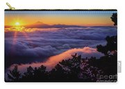Mount Constitution Sunrise Carry-all Pouch