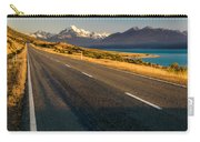 Mount Cook Road Carry-all Pouch